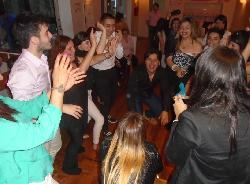 competencia de baile por equipos!!