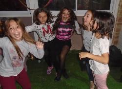 Baile y juegos!