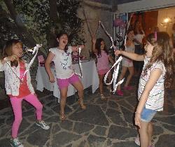 baile dirigido