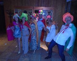Preparados para el baile y las coreos!!